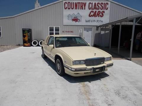 1991 Cadillac Eldorado for sale in Staunton, IL
