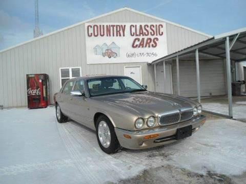 2001 Jaguar XJ for sale in Staunton, IL