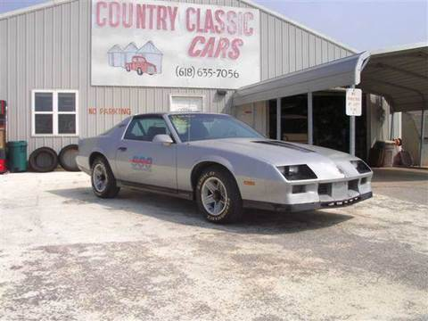 1982 Chevrolet Camaro For Sale  Carsforsalecom