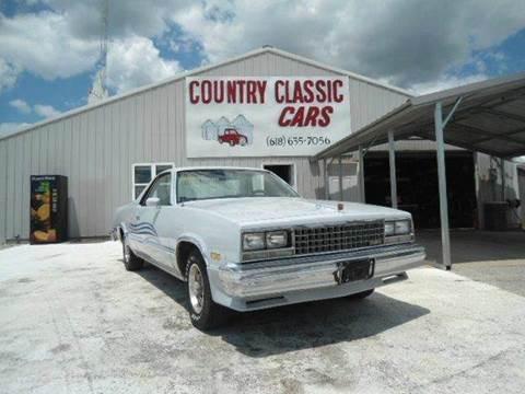 1982 GMC Caballero for sale in Staunton, IL