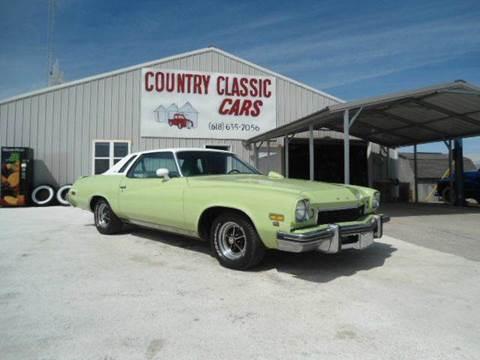 1974 Buick Century for sale in Staunton, IL
