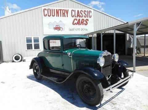 1930 Ford Model A for sale in Staunton, IL