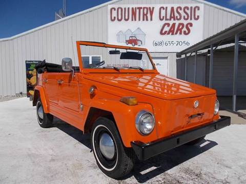 1973 Volkswagen Thing for sale in Staunton, IL