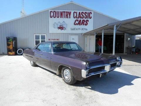 1967 Pontiac Bonneville for sale in Staunton, IL