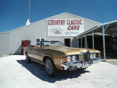 1972 Mercury Cougar for sale in Staunton, IL