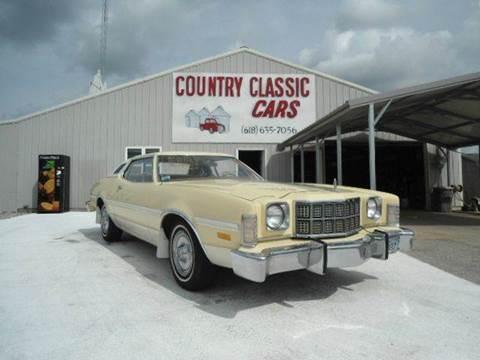 1976 Ford Torino for sale in Staunton, IL