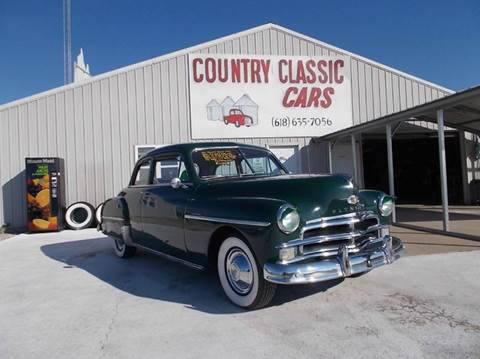 1950 Plymouth Deluxe for sale in Staunton, IL