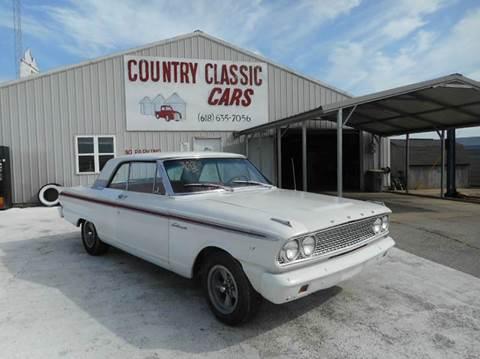 1963 Ford Fairlane for sale in Staunton, IL