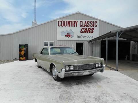 1967 Lincoln Continental for sale in Staunton, IL
