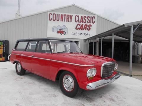 1963 Studebaker Lark Wagon for sale in Staunton, IL