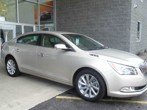 2016 Buick LaCrosse for sale in Mt Airy NC