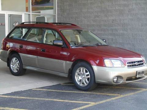 2002 Subaru Outback for sale in Mt Airy NC