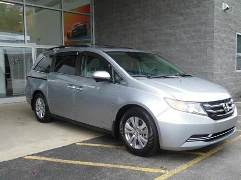 2016 Honda Odyssey for sale in Mt Airy, NC