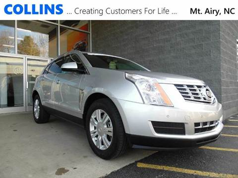 2016 Cadillac SRX for sale in Mt Airy, NC