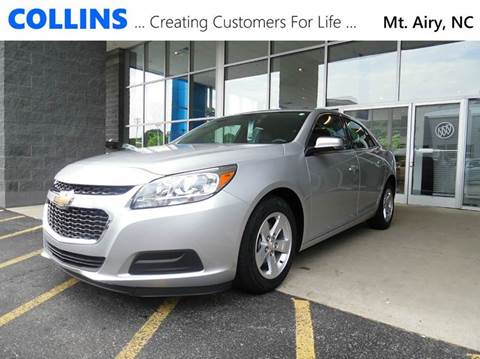 2016 Chevrolet Malibu Limited for sale in Mt Airy, NC
