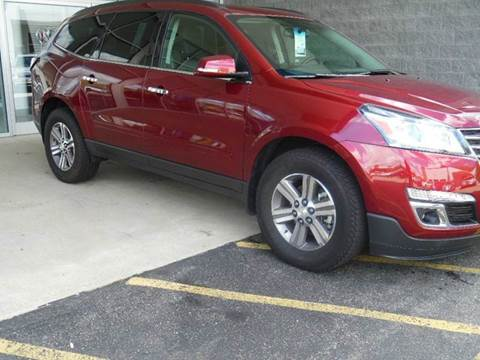 2017 Chevrolet Traverse for sale in Mt Airy NC