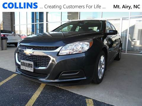 2016 Chevrolet Malibu Limited for sale in Mt Airy NC