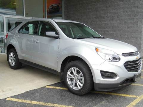 2017 Chevrolet Equinox for sale in Mt Airy, NC