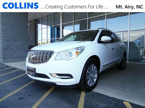 2017 Buick Enclave for sale in Mt Airy, NC