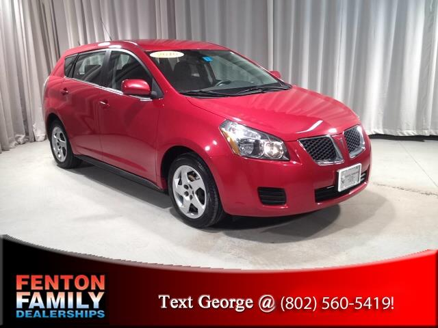 2010 Pontiac Vibe for sale in East Swanzey NH
