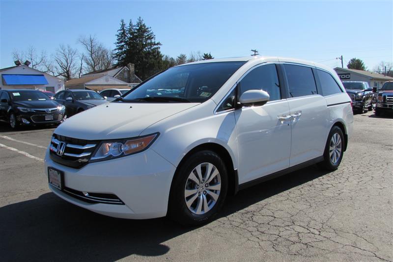 A Better Way Wholesale Autos >> 2016 Honda Odyssey For Sale - Carsforsale.com