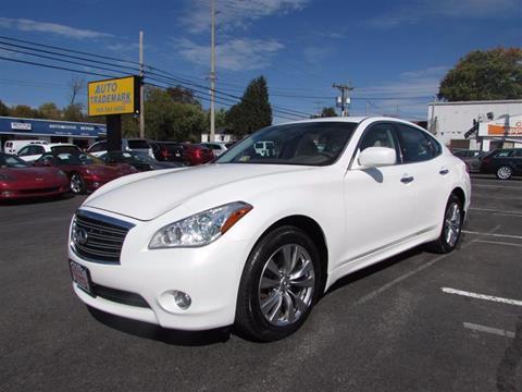 2012 Infiniti M37 for sale in Manassas, VA