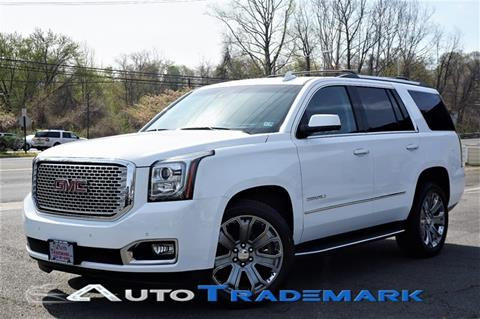 2016 GMC Yukon for sale in Manassas, VA