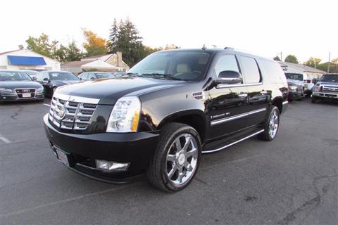 2008 Cadillac Escalade ESV for sale in Manassas, VA