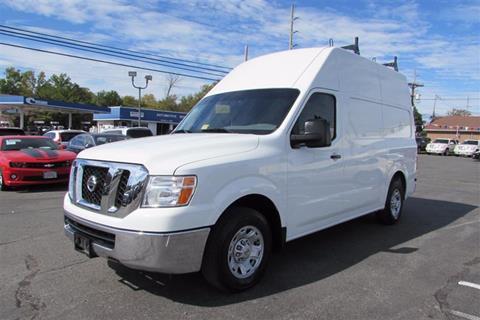 2013 Nissan NV Cargo for sale in Manassas, VA