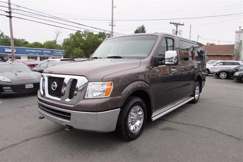 2013 Nissan NV Passenger For Sale Carsforsale