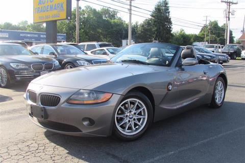 2004 BMW Z4 for sale in Manassas, VA