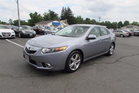 2011 Acura TSX for sale in Manassas, VA