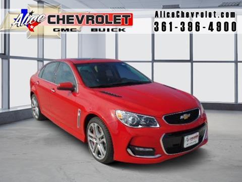 2017 Chevrolet SS for sale in Alice, TX