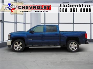 2016 Chevrolet Silverado 1500 for sale in Alice, TX