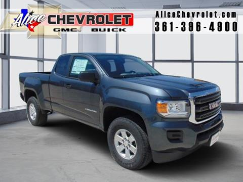 2017 GMC Canyon for sale in Alice, TX