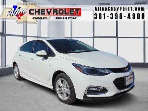 2017 Chevrolet Cruze for sale in Alice, TX
