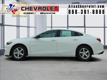 2017 Chevrolet Malibu for sale in Alice, TX