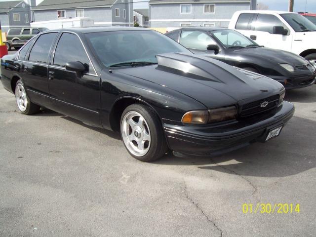 1994 Chevrolet Caprice Classic/Impala SS