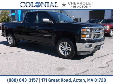 2014 Chevrolet Silverado 1500 for sale in Acton, MA