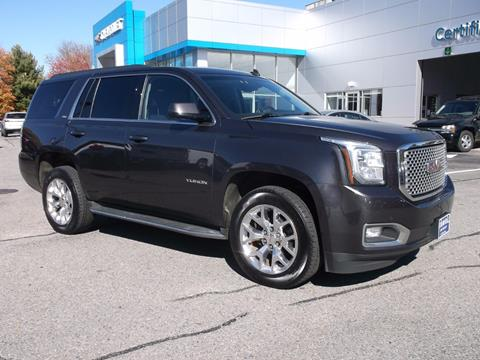 2015 GMC Yukon for sale in Acton, MA