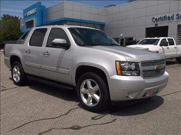 2012 Chevrolet Avalanche for sale in Acton, MA