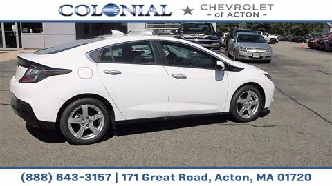2017 Chevrolet Volt for sale in Acton, MA