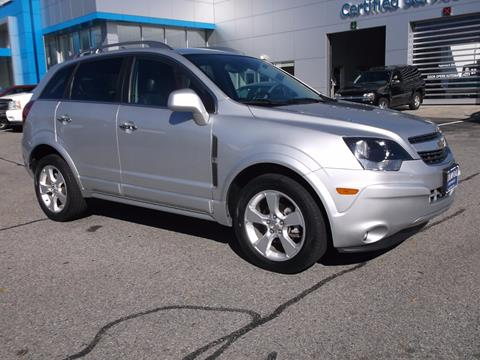 2015 Chevrolet Captiva Sport Fleet for sale in Acton, MA