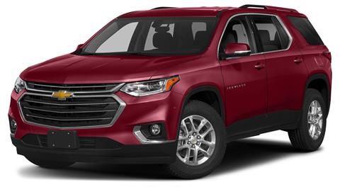 2018 Chevrolet Traverse for sale in Acton, MA