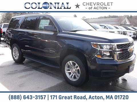 2017 Chevrolet Tahoe for sale in Acton, MA