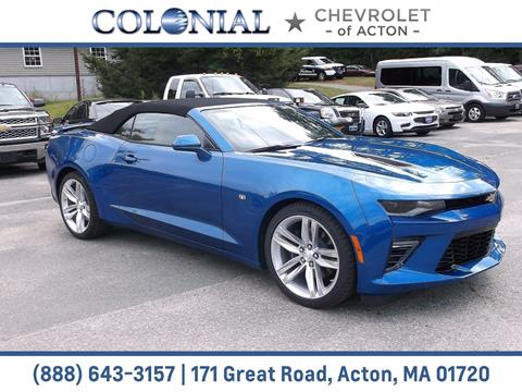 2018 Chevrolet Camaro for sale in Acton, MA