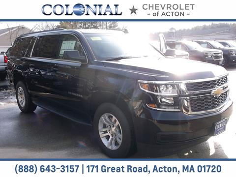 2018 Chevrolet Suburban for sale in Acton, MA