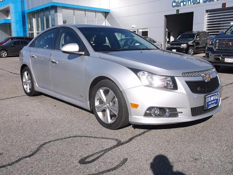 2012 Chevrolet Cruze for sale in Acton, MA