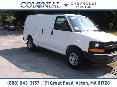 2017 Chevrolet Express Cargo for sale in Acton, MA