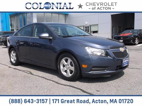 2014 Chevrolet Cruze for sale in Acton, MA